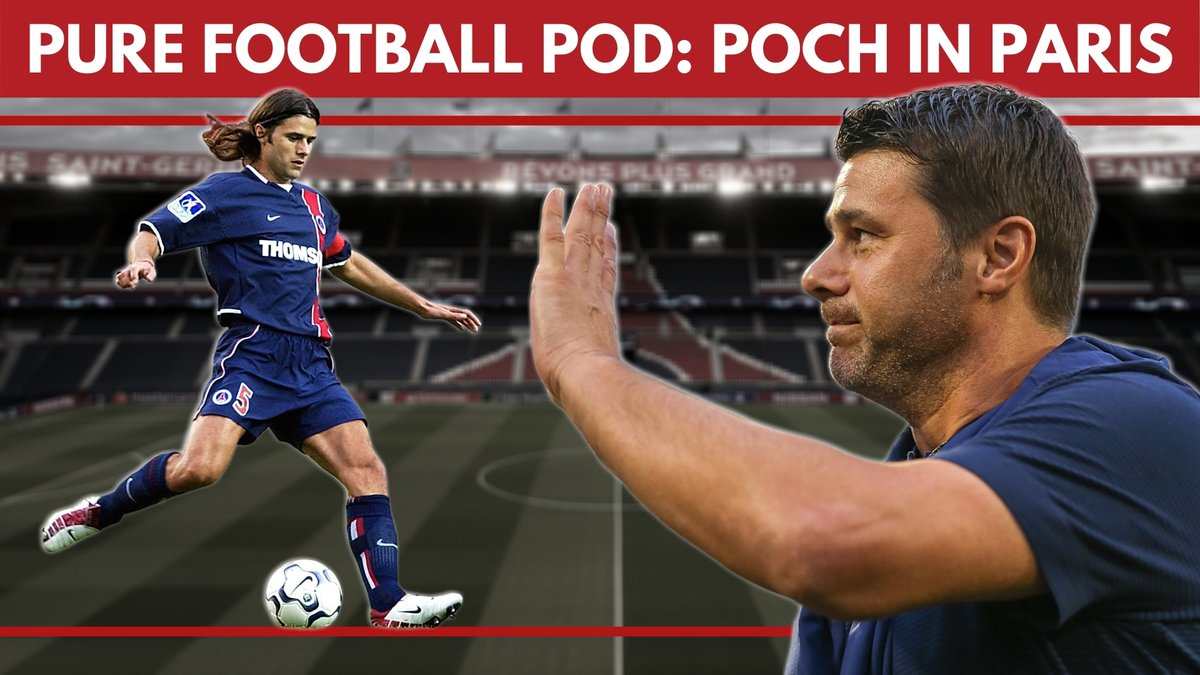 A new era starts at #PSG. Today Pochettino arrives in Paris, and I discussed with @laurensjulien about what it all means, how would it work with Mbappe and Neymar, and how it could all affect Leo Messi's future plans.  📺  🎧