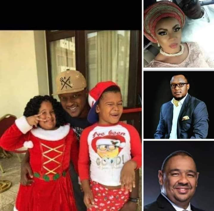 """ABODE on Twitter: """"45 YEAR-OLD TUNDE THOMAS DIES AFTER WIFE TOLD HIM HER  BOSS, FCMB MD, ADAM NURU OWNS THEIR ONLY TWO KIDS- Tunde Thomas (alias Tunde  Gentle), 45, died about two"""