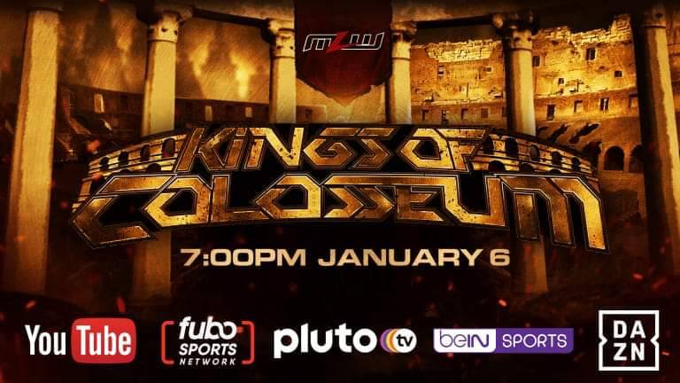 Preview For Tonight's MLW Kings Of Colosseum