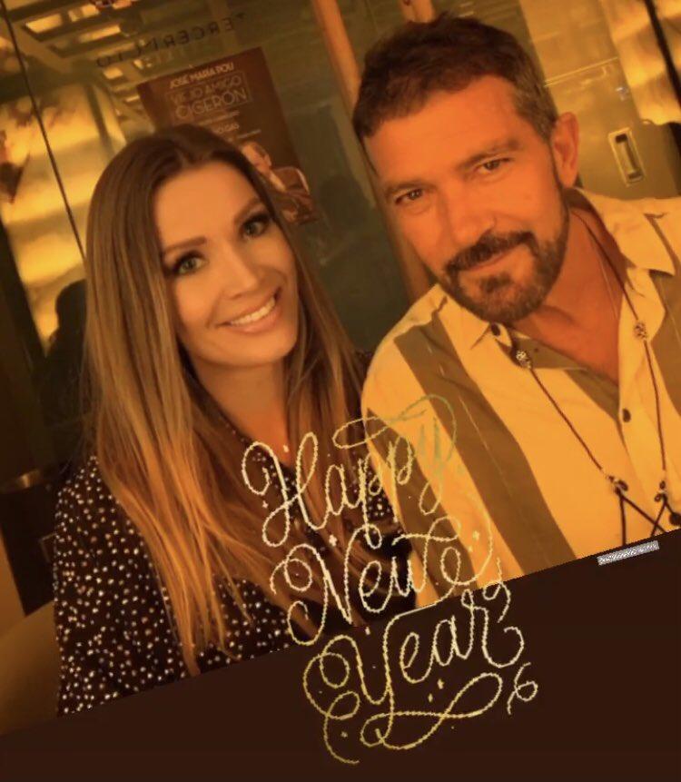 Con Nicole, estrenando año.  #newyear #Málaga