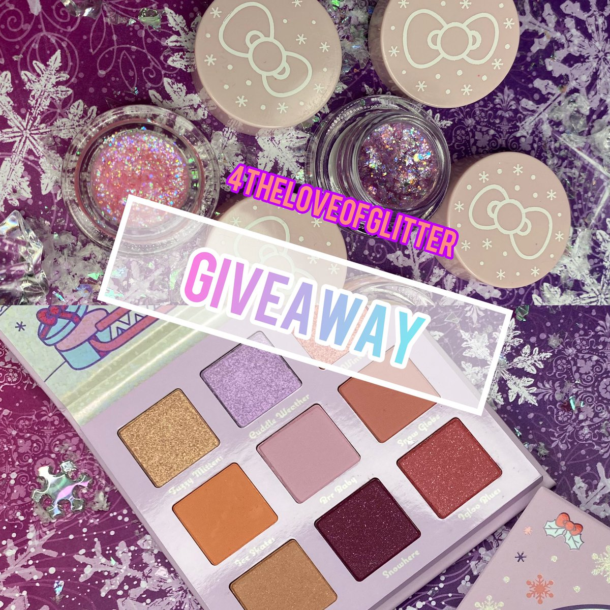 If you live in the US and love #hellokittyxcolourpop collection, you might want to check out my latest video for a giveaway!   #giveaway #giveawayalert #sweepstakes #makeup #colourpop #youtube