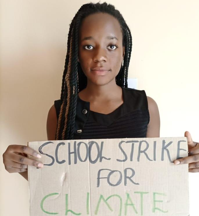 This is week 99 #schoolstrike4climate in Uganda. The struggle continues... #FridaysForFuture