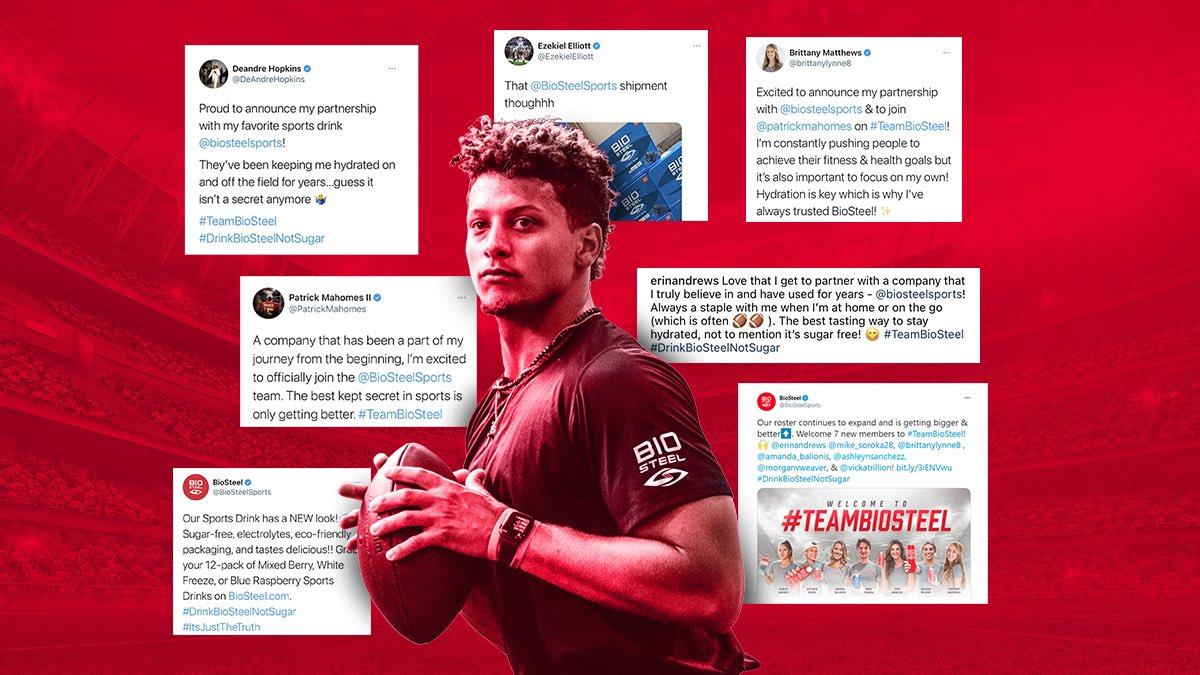 That's a wrap on 2020 - it was a good year for #TeamBioSteel #ItsJustTheTruth #NewYear