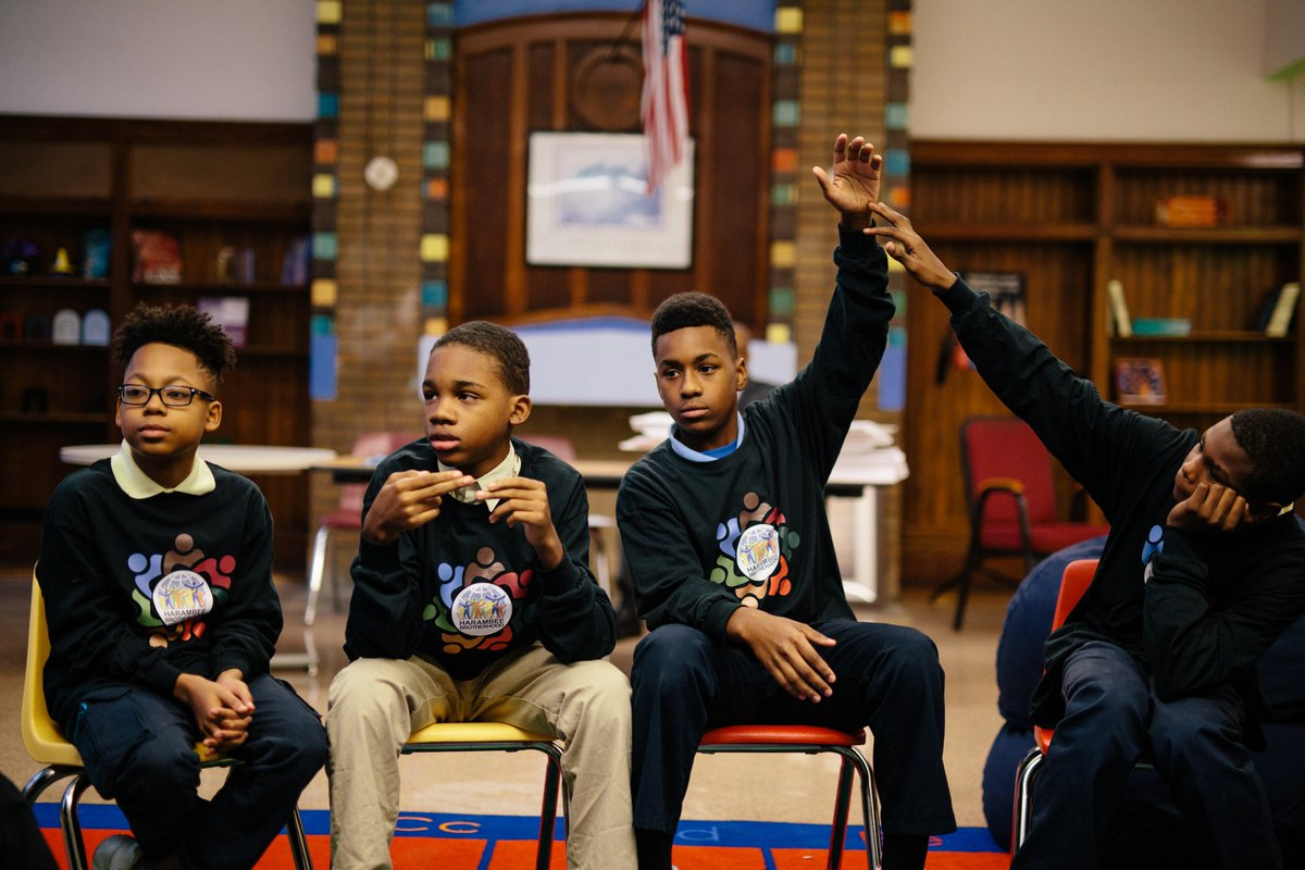 Happy New Year! Many challenges lie ahead, but together—as we've seen time and again—we can build a better world for our boys and young men, and all of our children. #WeAreMBK