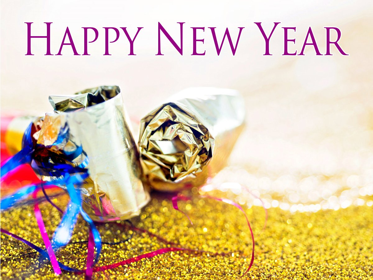 Wishing you a fulfilling and prosperous new year. #HappyNewYear #celebrate
