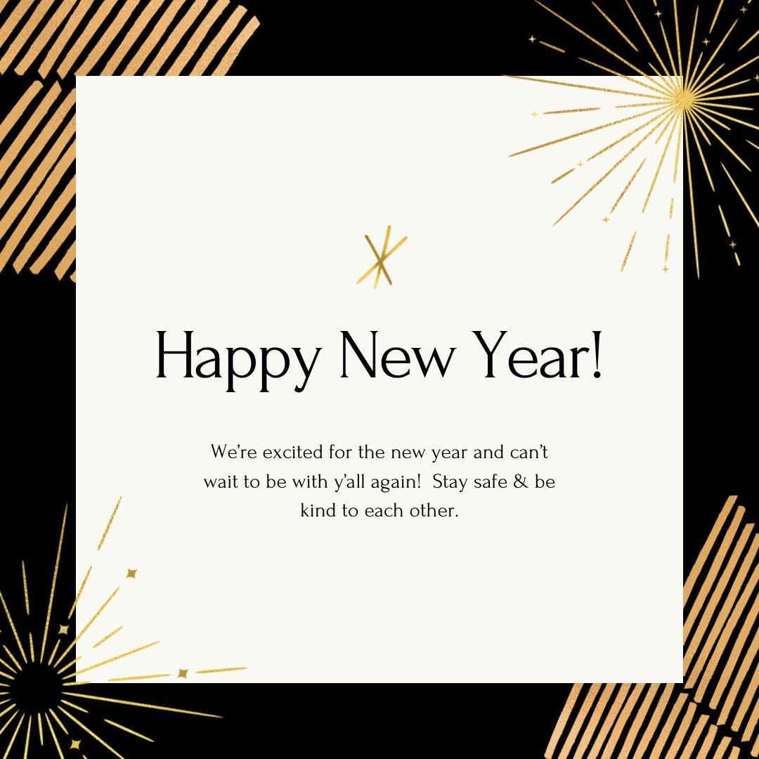 Happy 2021!  🎉🎊🍾🥂