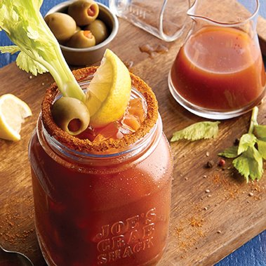 Happy #NewYears! Start the New Year off with $5 Bloody Mary's*! #NationalBloodyMaryDay   *Where allowed by law