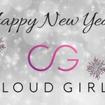Image for the Tweet beginning: Cloud Girls wishes you all