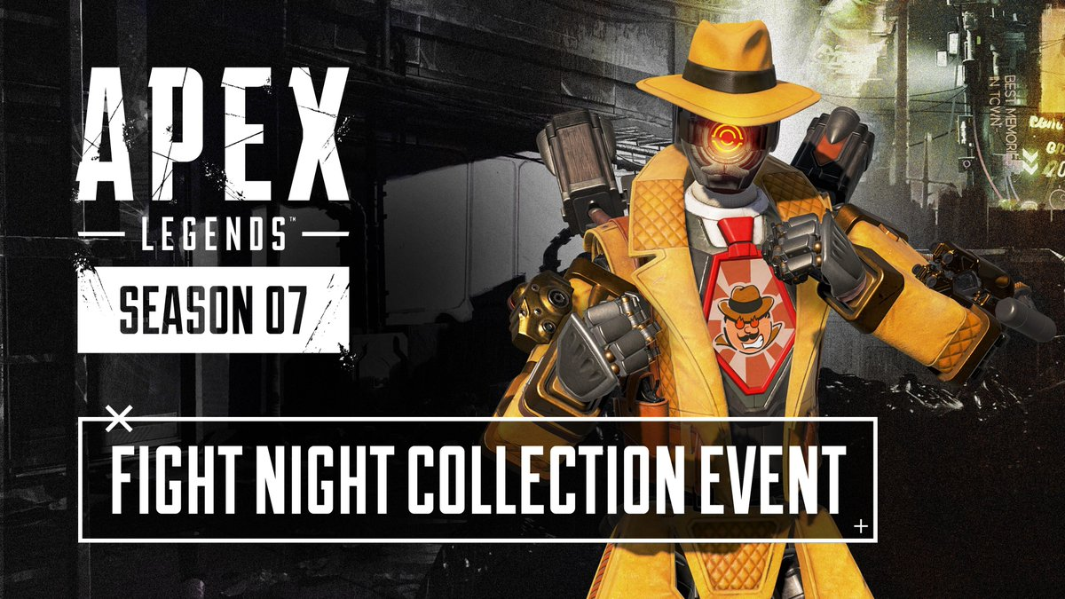 Step into the ring in the Fight Night Collection Event. Load up like never before in Airdrop Escalation Takeover, bare-knuckle brawl in Pathfinder's Town Takeover, and dress to the nines with 24 event-limited items!  Play the Fight Night Collection Event starting Jan 5. 🥊