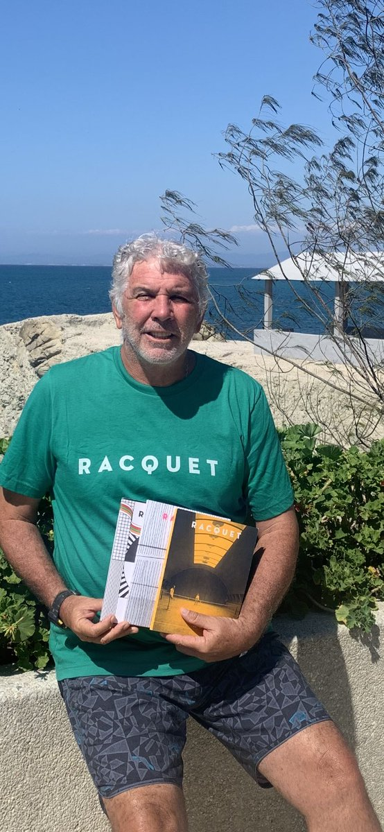Thanks @racqetmagazine !! Got my reading . Have a great 2021 !! @_vicentemunoz @rennaestubbs @DavidShaftel @caitlin_thomps @FortyDeuceTwits @andreapetkovic @SteveTignor https://t.co/kWY3Mc3Ntl