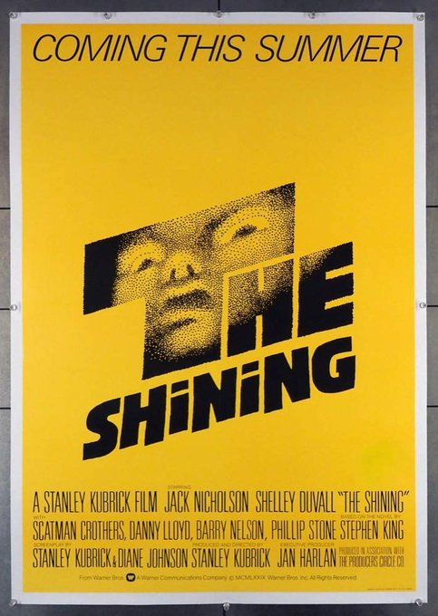 This Monday, a longer Cinema Snob episode on Stanley Kubrick's classic The Shining is being released