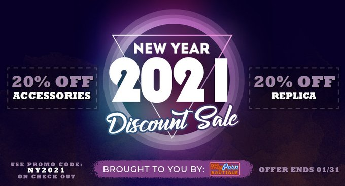 HAPPY NEW YEAR!! Let's start 2021 right with a month-long discount from my store. Get everything at 20%
