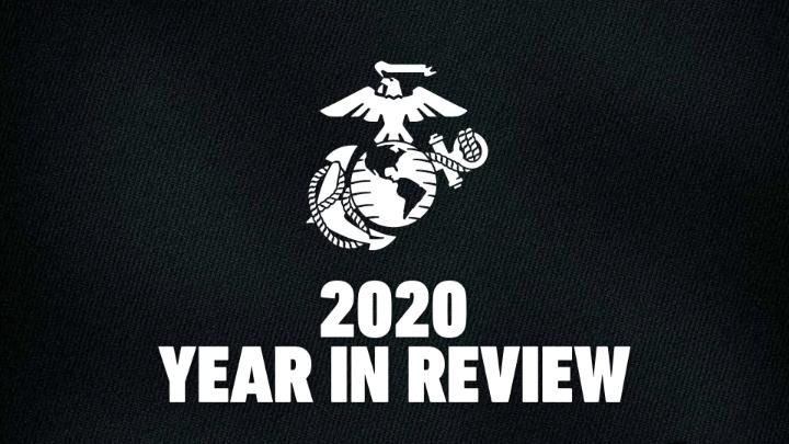 Looking Back, Moving Forward  As we enter 2021 as America's naval expeditionary force-in-readiness, take a look at some of 2020 in the Marine Corps.