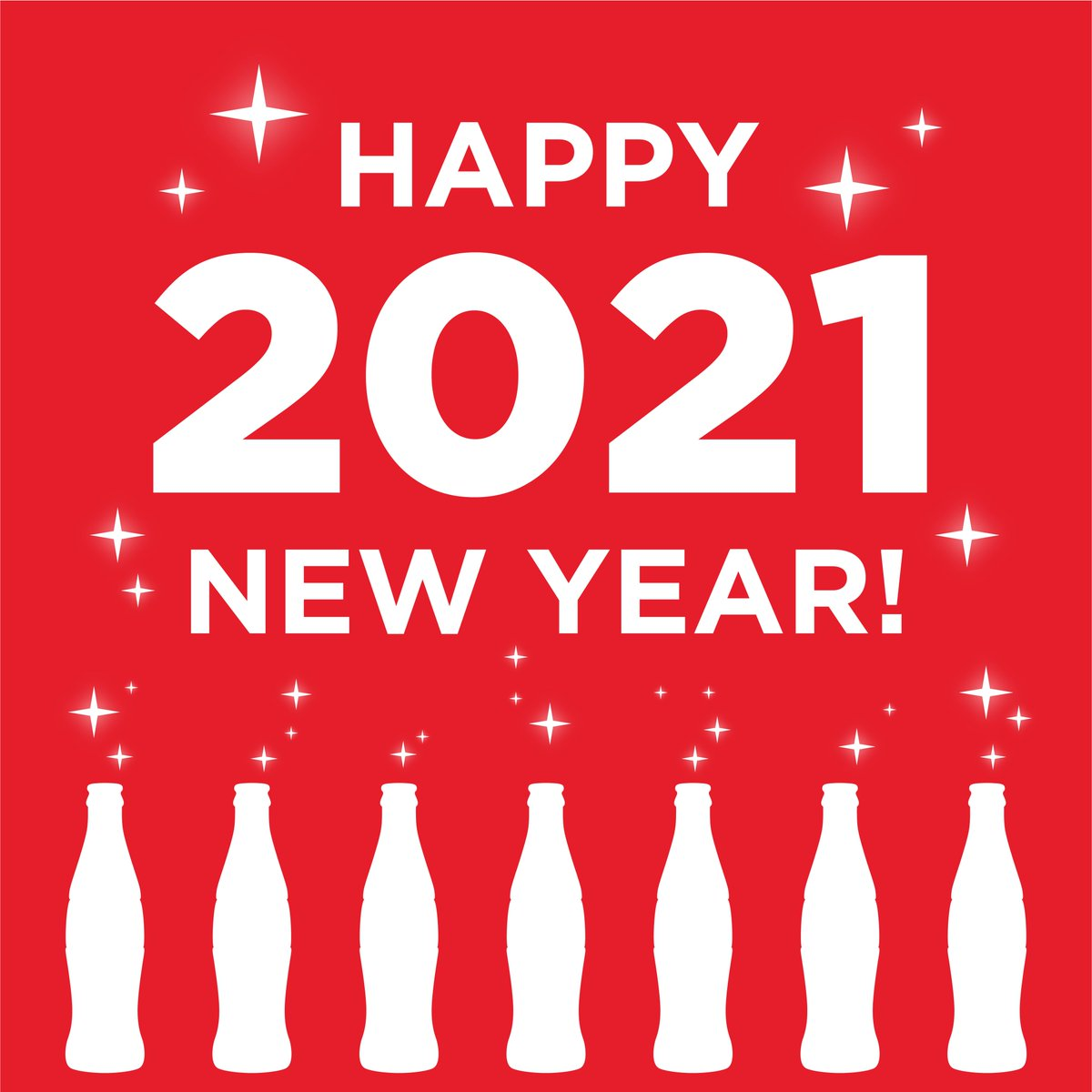 Cheers to the New Year! Wishing you and yours a happy, safe, healthy, and prosperous new year! #NewYearsDay