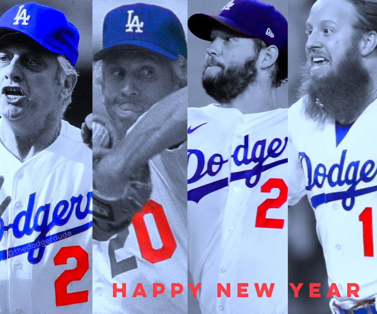 happy new year dodger fam!
