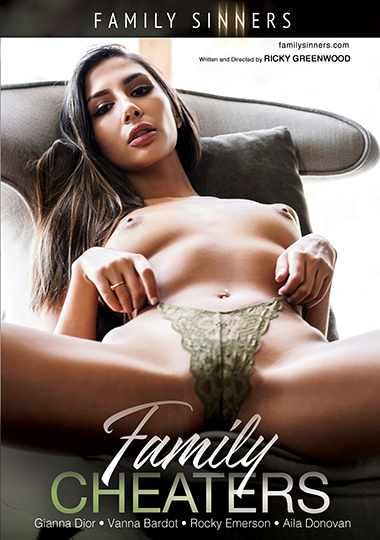 New Year - New @FamilySinners Release coming your way by @RickyGreenwoodX!  #FamilyCheaters starring