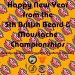 Image for the Tweet beginning: #HappyNewYear2021 @beard_club_uk_ @TheLionsBarbers see you