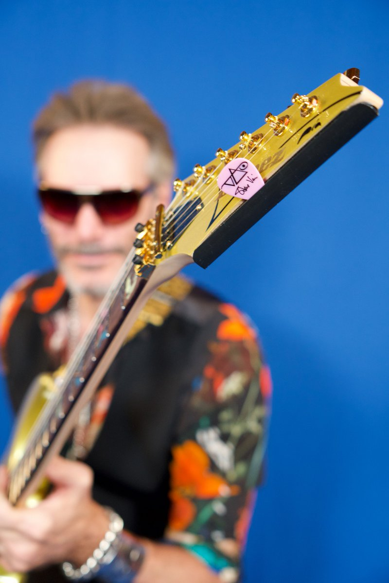 """Steve Vai on Twitter: """"Hey Folks, Here's to an outstanding 2021 and beyond  beyond.… """""""