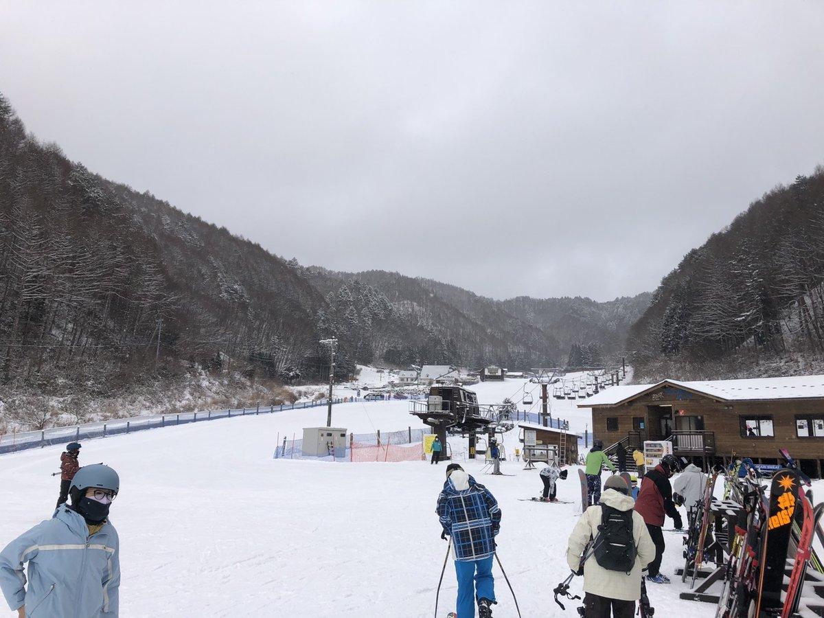 福島 スキー 場