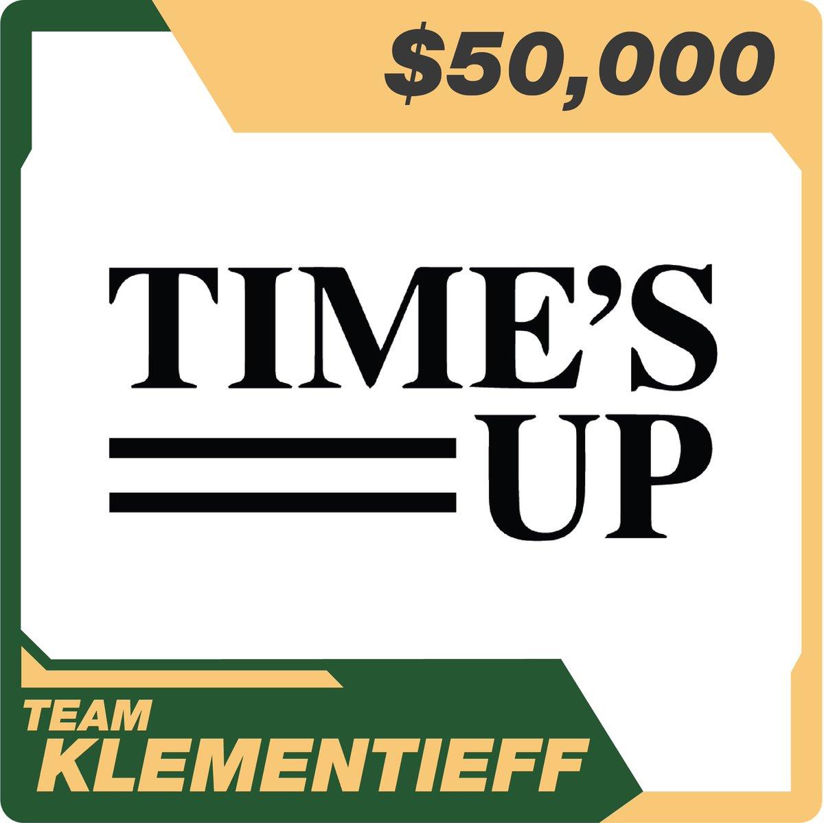 #TeamKlementieff @PomKlementieff @TIMESUPNOW