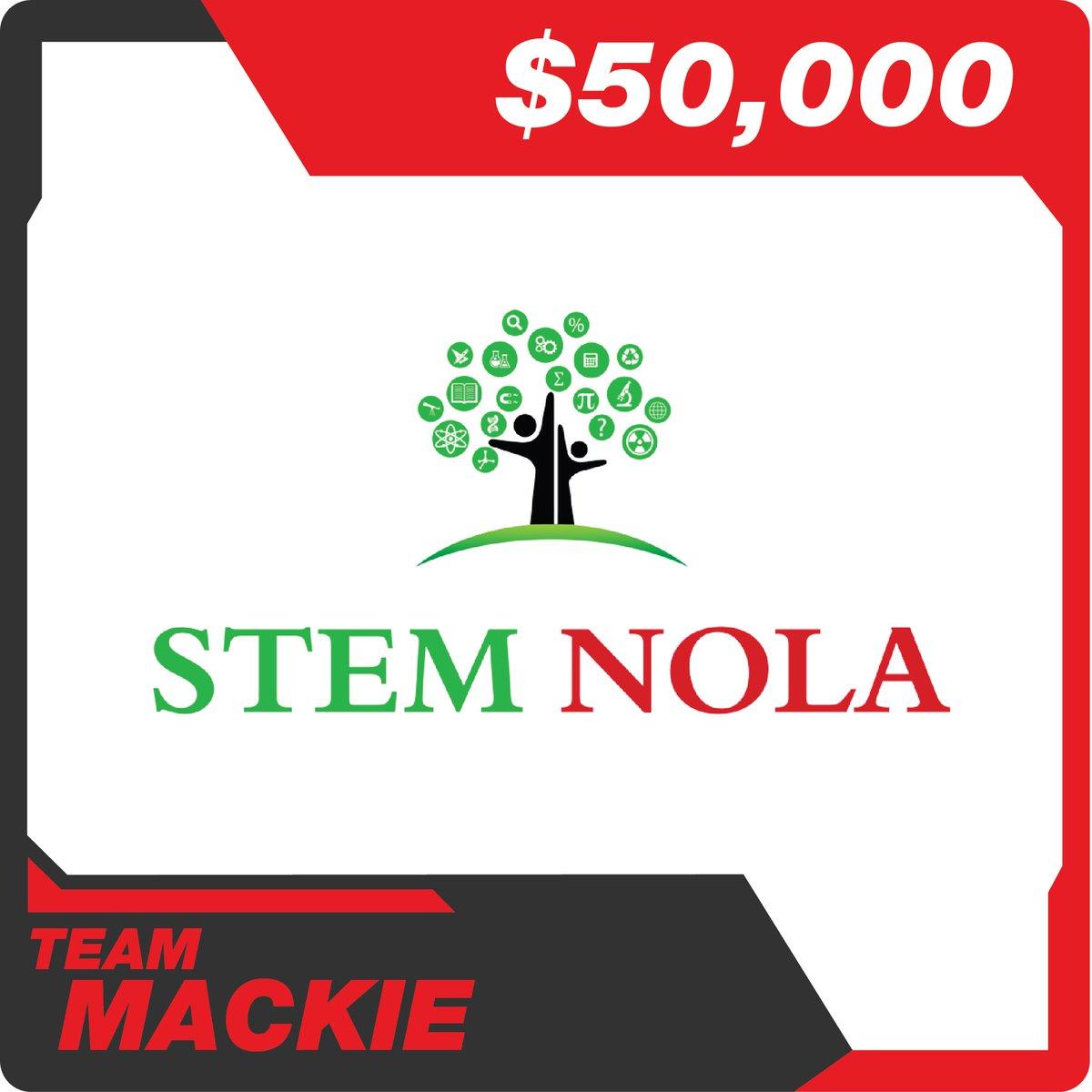 #TeamMackie @AnthonyMackie @STEMNOLA