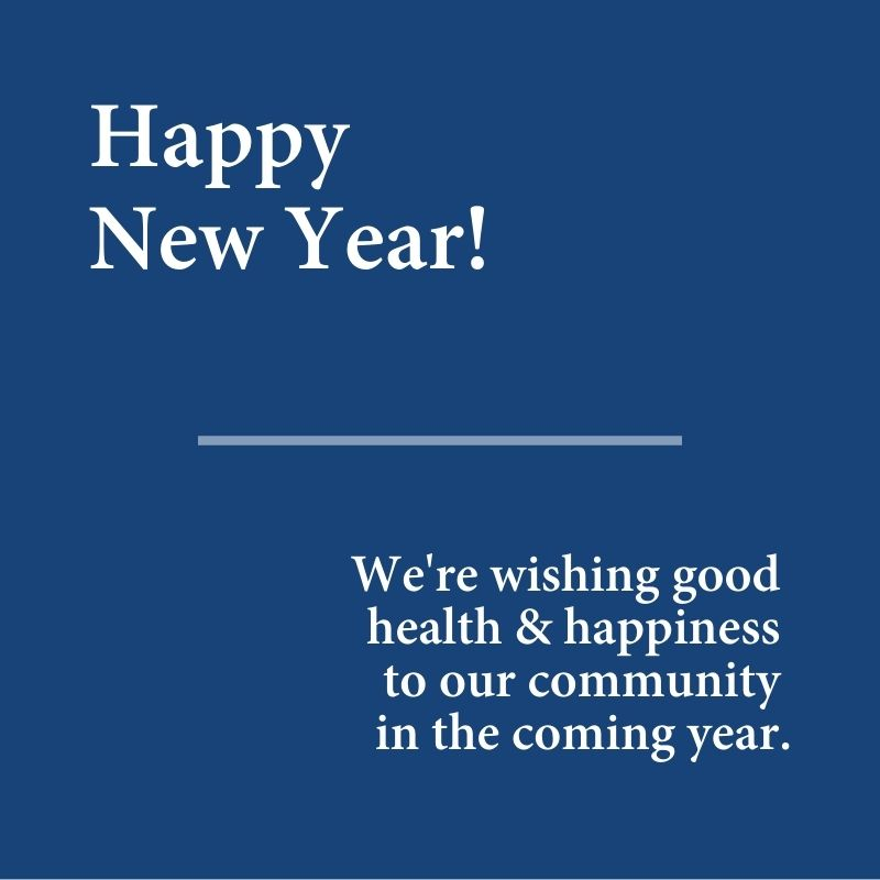 Happy New Year to everyone in our Habitat family!🎉  We're closing out 2020 with a continued commitment to building a more equitable region. We are so grateful 🙏🙏 to all of our volunteers, supporters and partner families in our community. https://t.co/aQNuQzVPIL