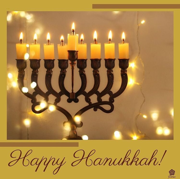 Here's to a bright and meaningful Hanukkah 🕎!  #happyhanukkah #happyhanukkah🕎   #generalcosmetics  #métiercosmetics