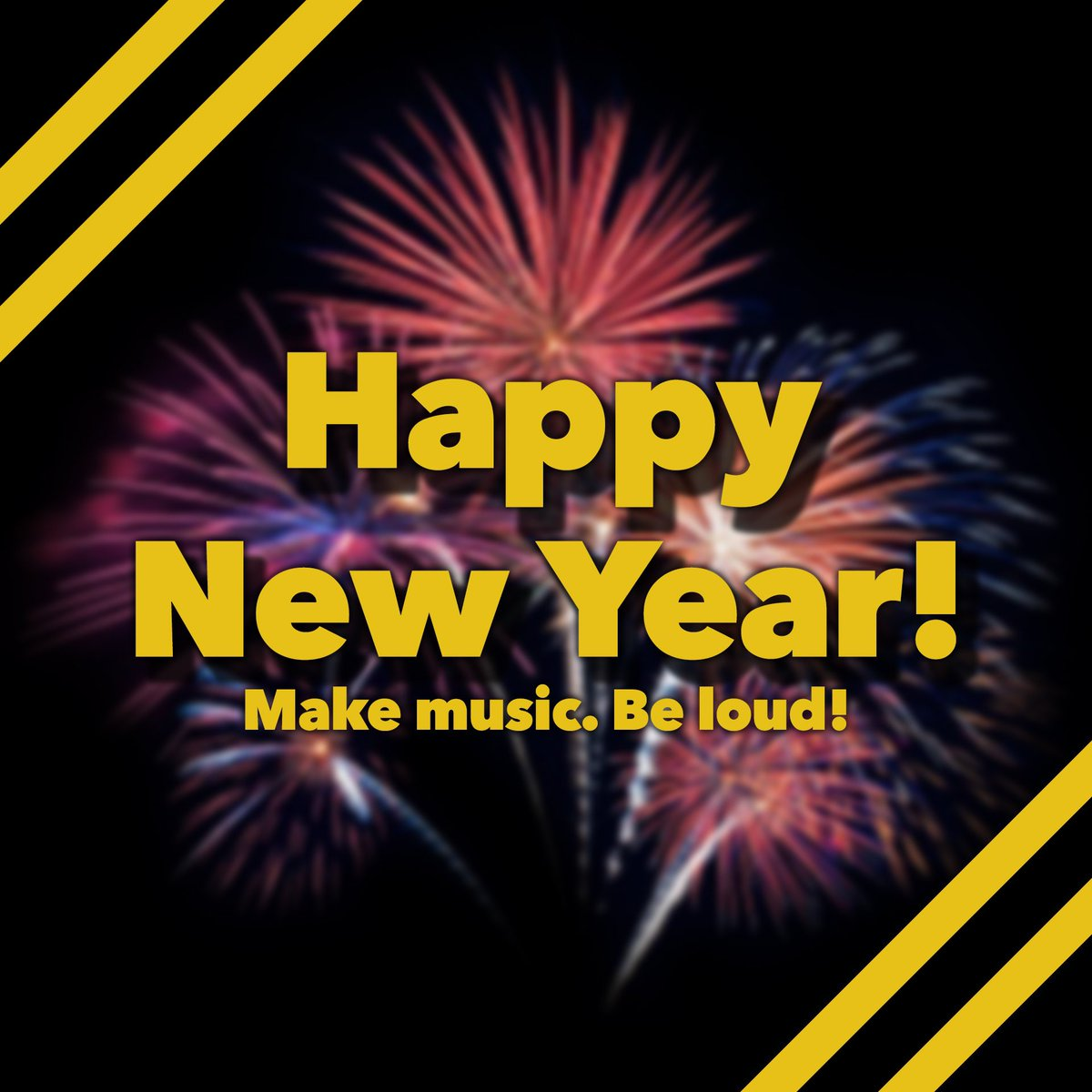 Happy New Year from The Black Music Action Coalition! #2021