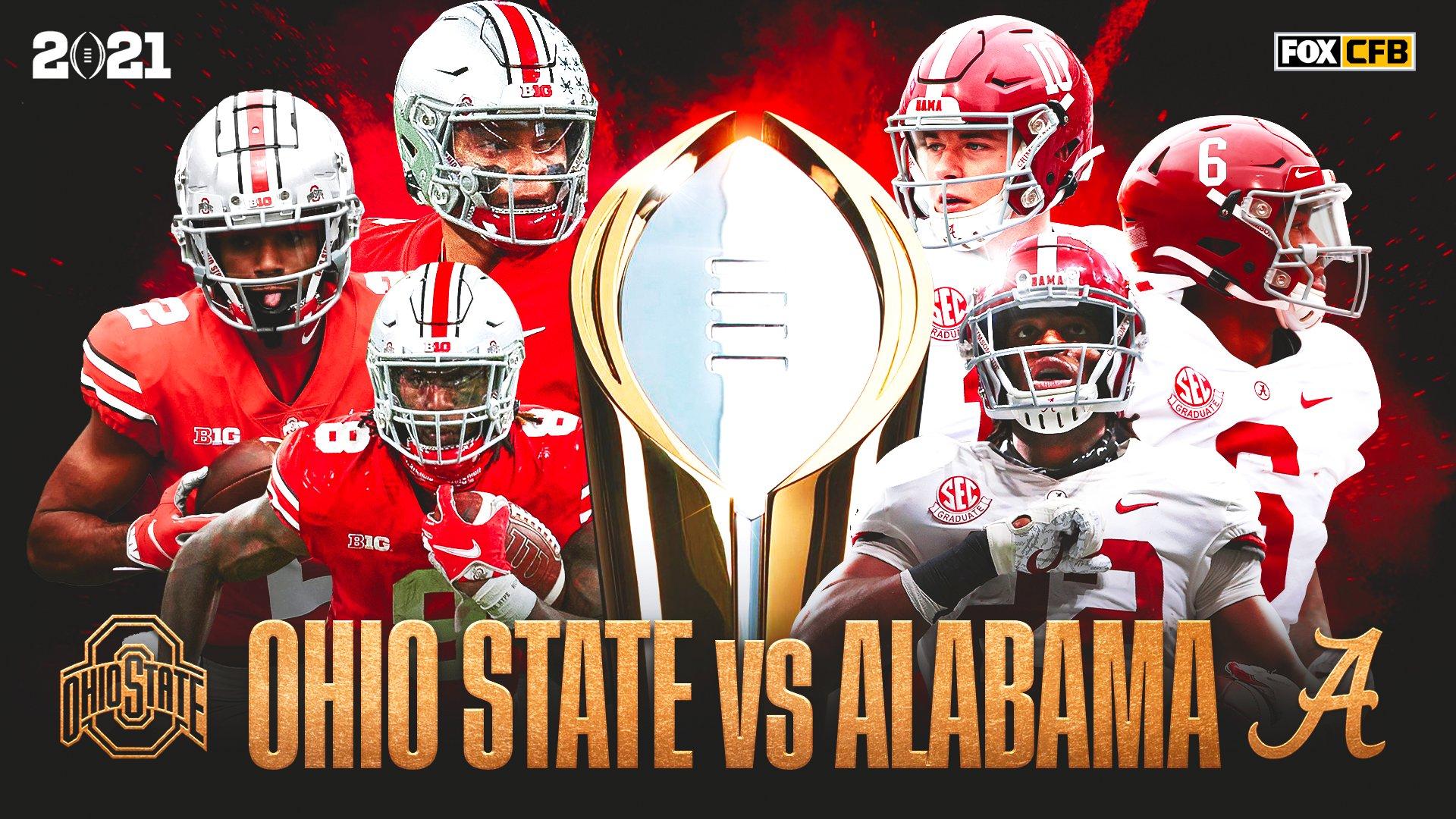 2020 CFP National Championship: #1 Alabama vs #3 Ohio State (1/11, 8pm EST)    aBlackWeb: The Black Social Network