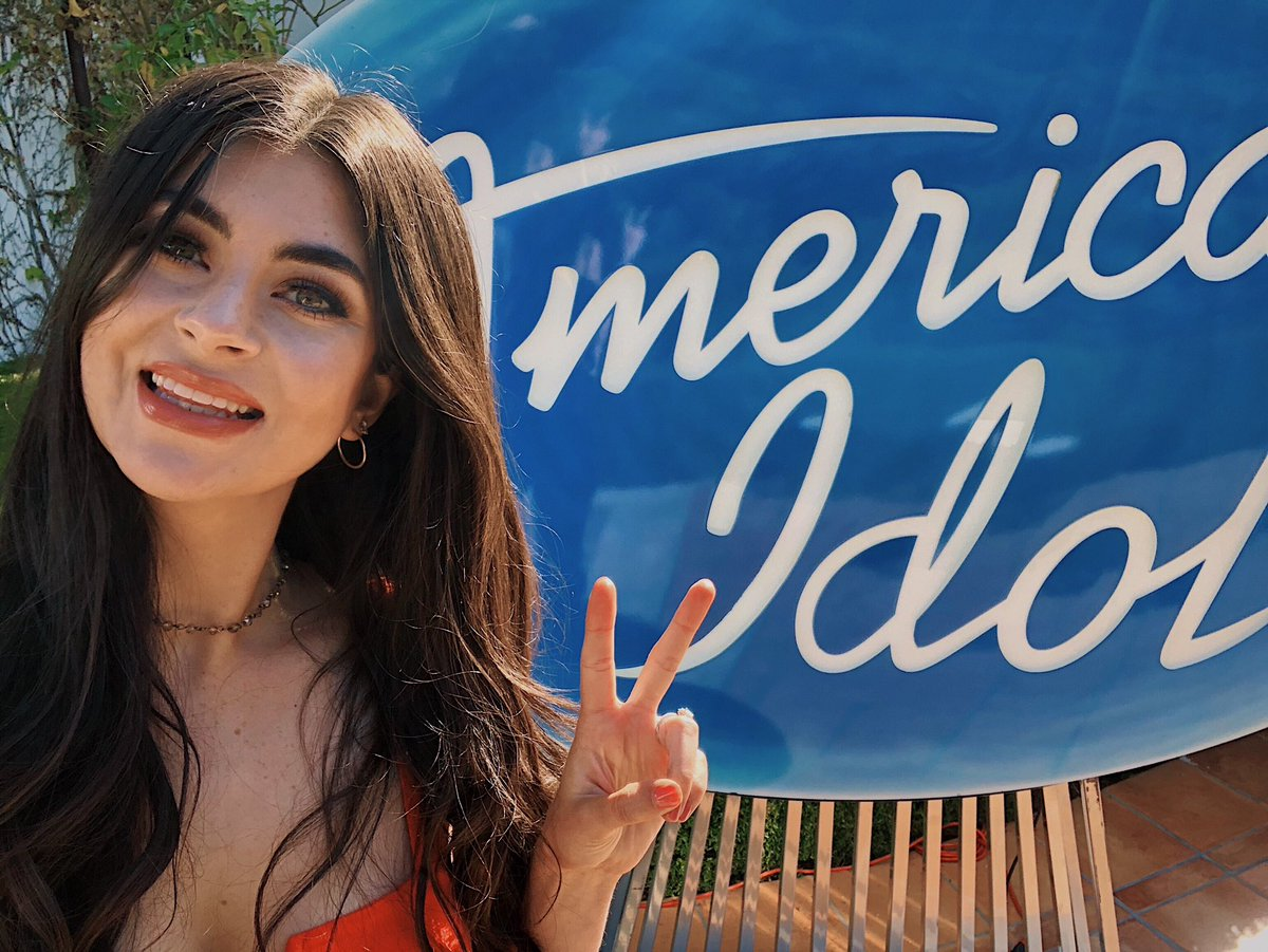 Just thought I needed to add to the crazy of 2020 by doing this! SURPRISE! Catch me on this season of @americanidol premiering on Valentine's Day (2/14) on @abcnetwork ‼️ #americanidol #thenextidol