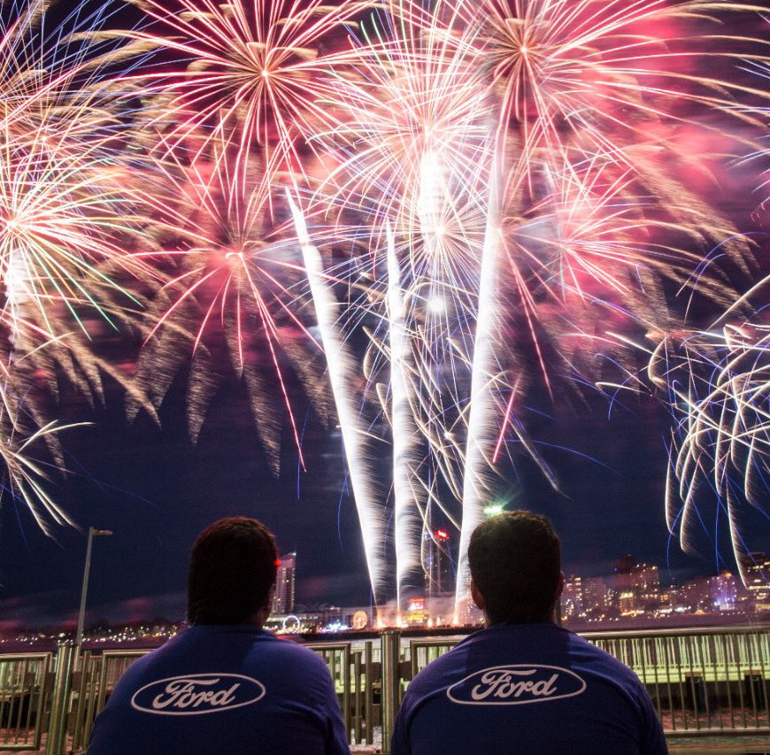 Happy New Year North Texas. Let's make the next 365 days better and brighter! #NTXFord #Ford #HappyNewYear #2021
