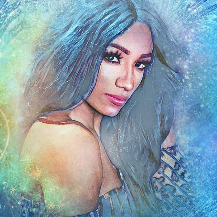 She is #TheLegitBoss , #TheBluePrint , #TheDraw , #TheStandard  #TheConversation  #KoskaReeves    She is the Best of Best   @SashaBanksWWE