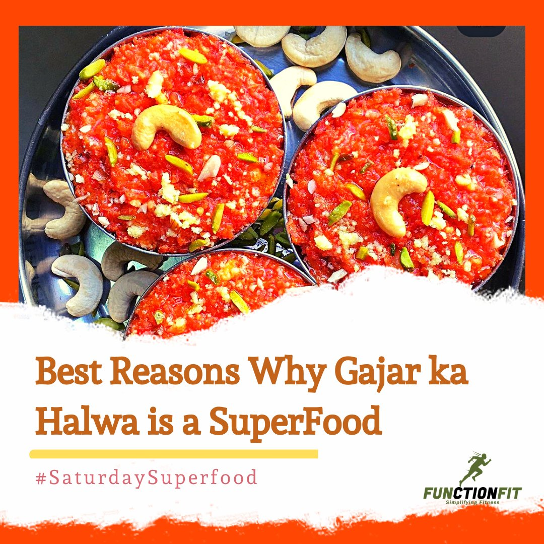 Winters are incomplete without Indians drooling over Gajar ka Halwa. 🤤🥕😁 The ingredients -carrots, jaggery, ghee, cardamom powder, used in gajar ka halwa are healthy n great for shedding extra pounds. #carrotpudding #gajarhalwa #healthyhalwa #healthyfood #tastyandhealthy #Fun