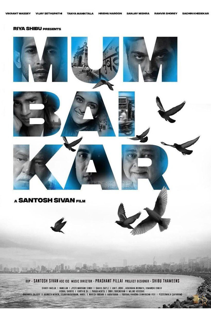 The Hindi Remake Of #Maanagaram Starring #VikrantMassey, #VijaySethupathi Is Titled #Mumbaikar  @masseysahib @santoshsivan @shibuthameens @masseysahib @VijaySethuOffl #TanyaManiktala @imsanjaimishra @RanvirShorey @iprashantpillai @hridhuharoon