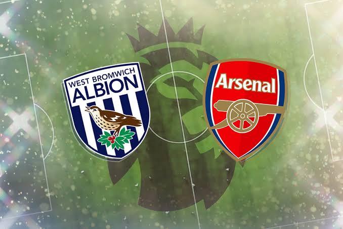 Trước trận West Brom vs Arsenal – Thống kê, dự đoán tỷ số, đội hình