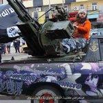 盗まれた痛車が?イスラム国で戦車として発見される!