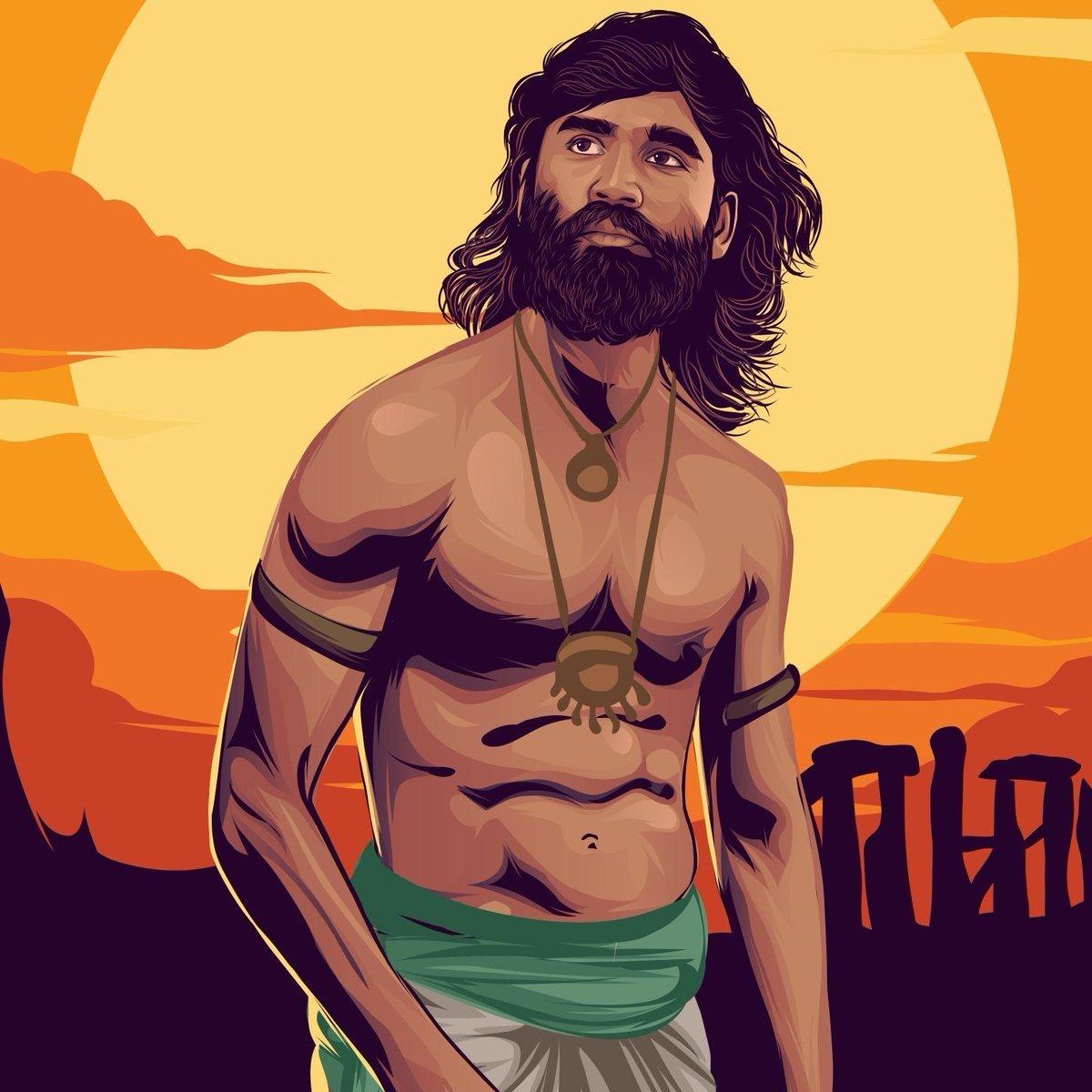 @dhanushkraja Thalaivaaaaaaa 🤩  #AayirathilOruvan2 #AO2 #DhanushInAO2 @dhanushkraja @dhanushkraja