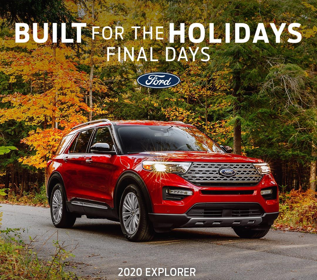 It's your final chance to get special offers on a selection of SUVs and other vehicles, only at your Southern Quality Ford dealer! https://t.co/RMKJCqQCHh. https://t.co/nQrFrjCIGh