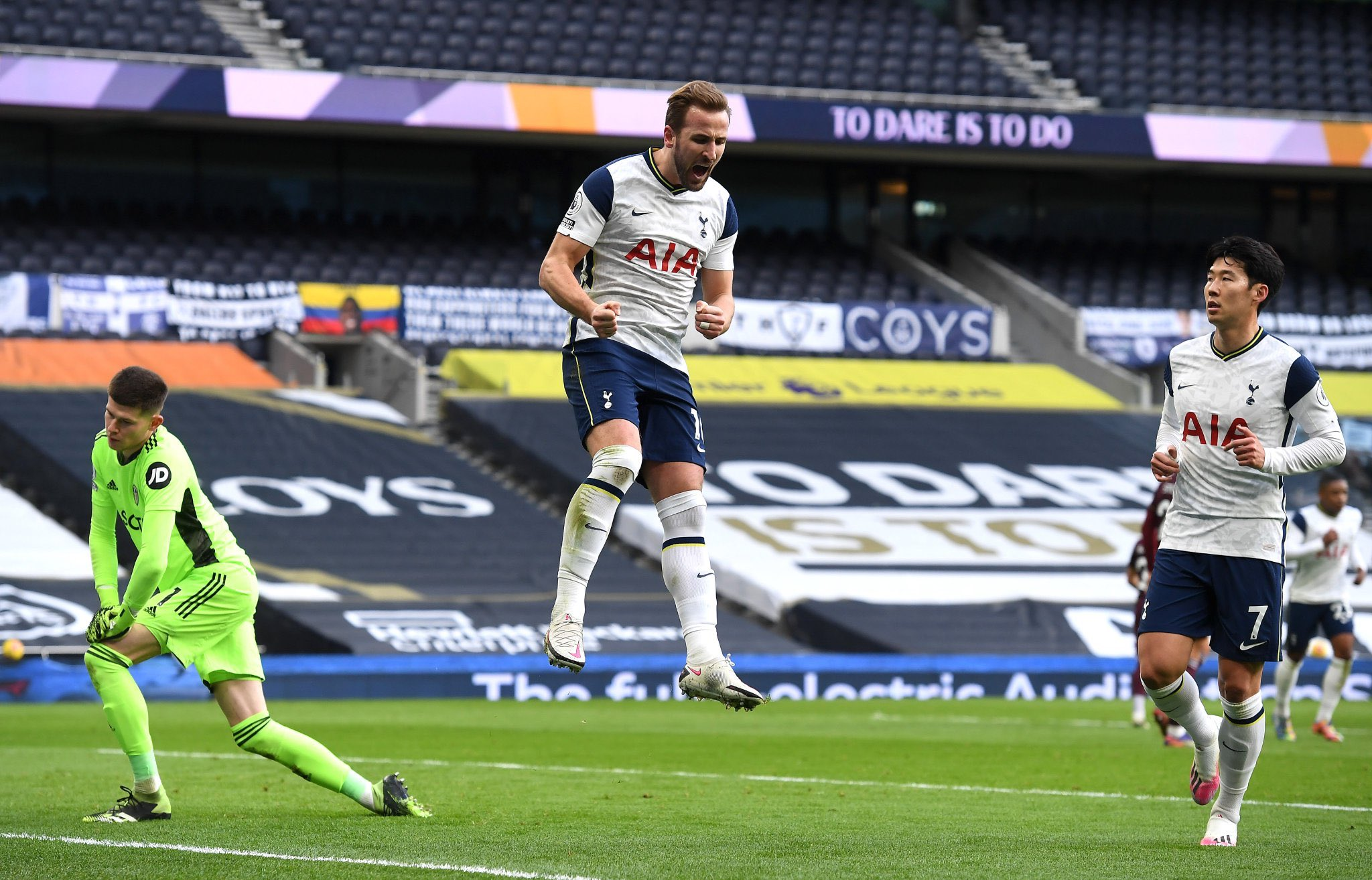 VIDEO) Tottenham golea al Leeds en la Premier League | ECUAGOL