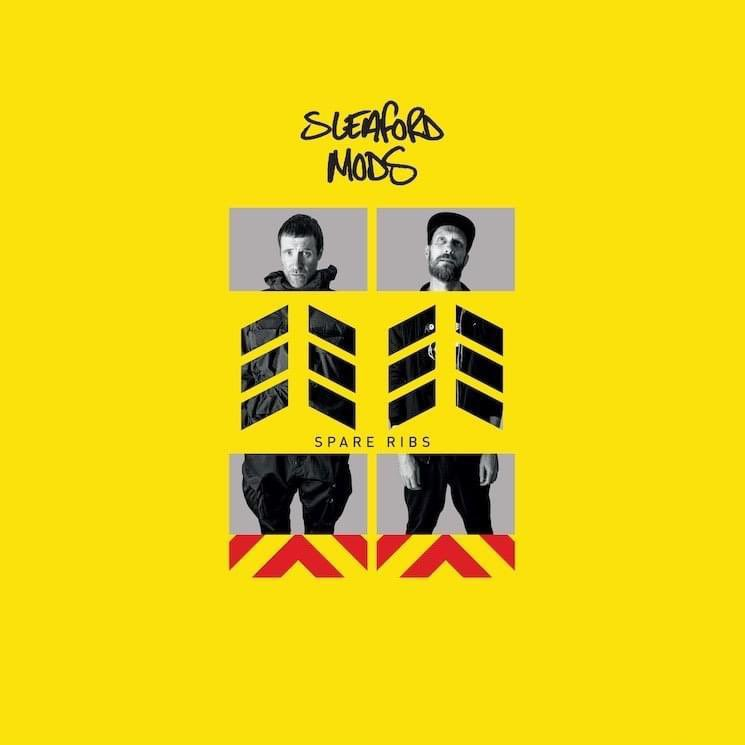 Wednesday January 20th 9pm (U.K. time)   @sleafordmods will be our hosts and Spare Ribs, their brand new album, will be under the microscope at the @LlSTENlNG_PARTY   Join us