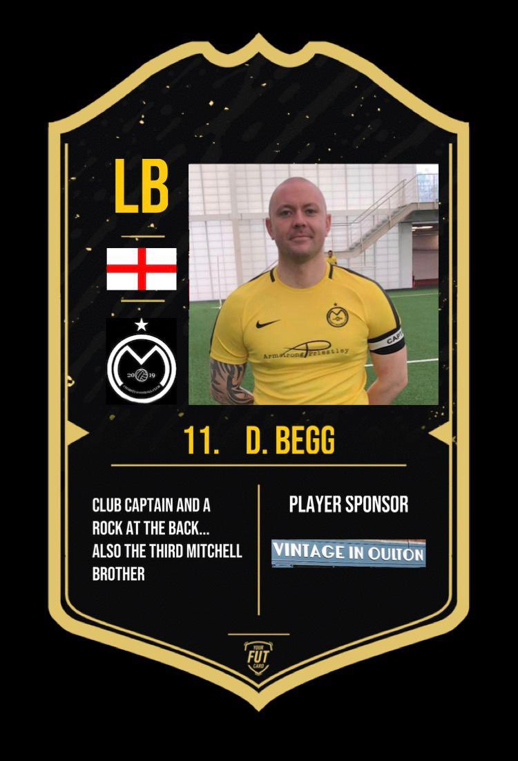 Happy Birthday to our captain @b3ggy21 🥳🎉🎈 hope you had a a good one mate 🎉🟡⚫️⚽️