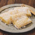 焼いて食べるだけのお餅の食べ方に飽きちゃった人は是非!電子レンジで作れる「バターもち」のレシピ!