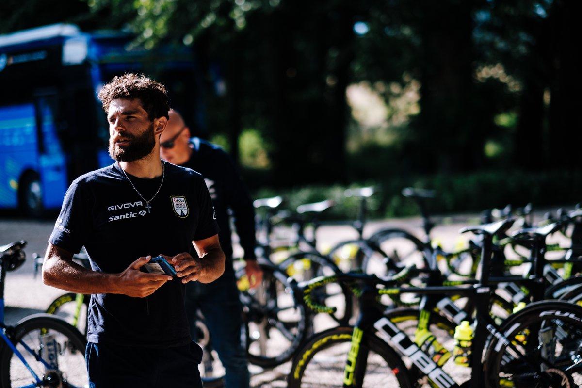 Buon compleanno @AndreaPasqualon‼️  3️⃣3️⃣🎂🥳  📷 @cyclingmedia_ag #IWG https://t.co/nbax5mBe3W
