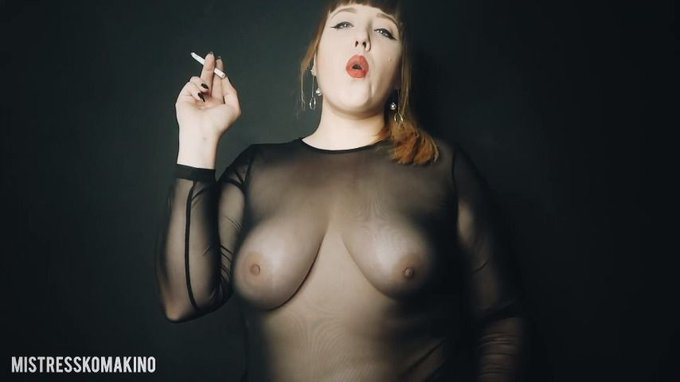 Just sold! Get yours! TOPLESS SMOKING WITH MISTRESS https://t.co/HOe8qiwK4a #MVSales https://t.co/zQ