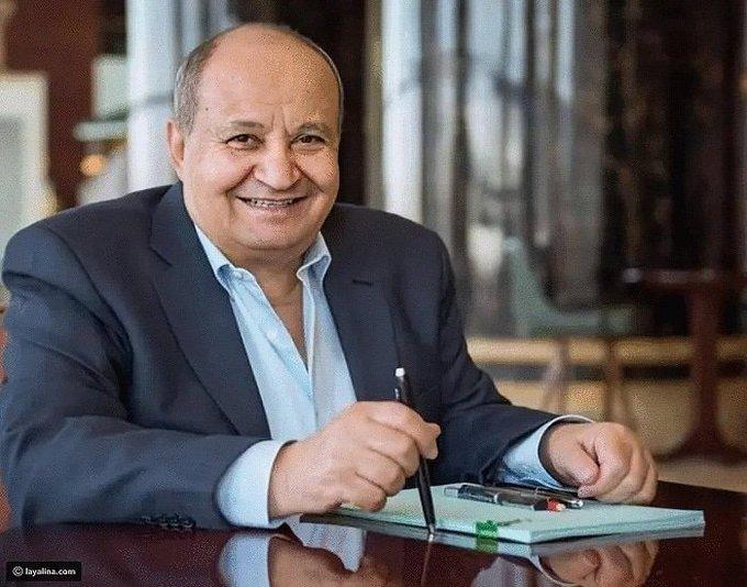 ماذا قال الفنان أحمد حلمي ناعيًا الكاتب الراحل وحيد حامد
