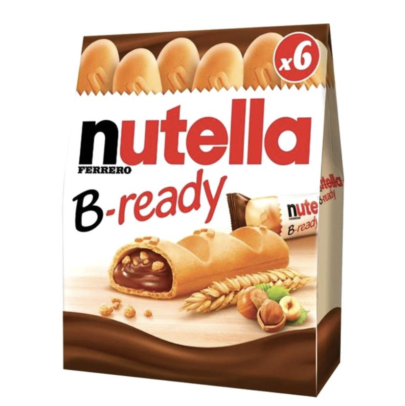 @amixmaa @chrissyteigen Try these too..not a huge Nutella person and they are soooo good!