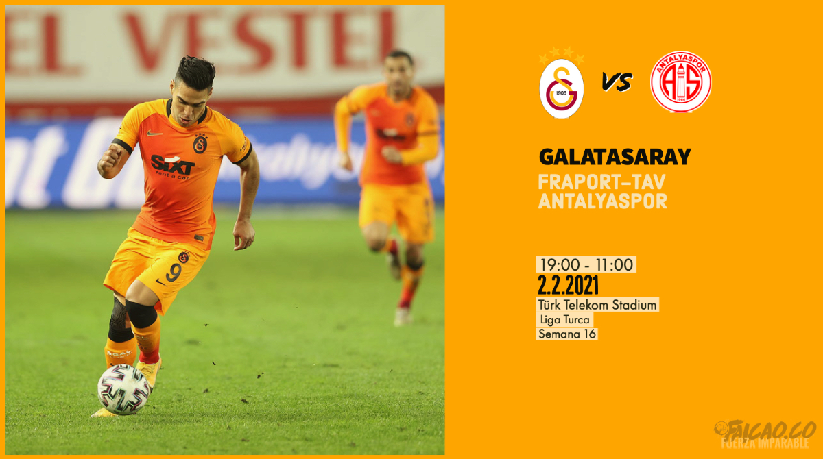 Rival del día --- > @Antalyaspor  por la semana 16 de la Liga Turca. #GSvANT  🦁@GalatasaraySK 👊