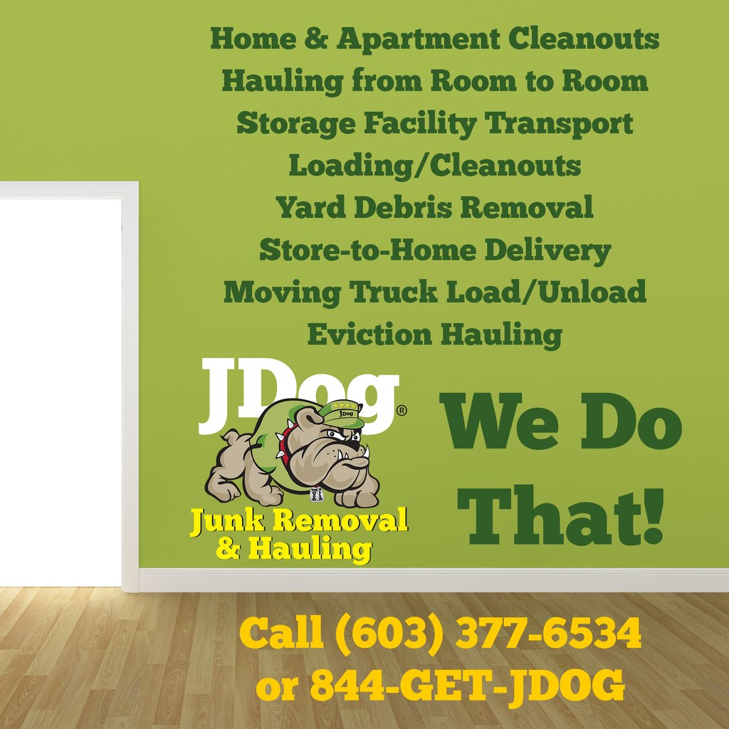 Does your New Year Resolution involve decluttering? We can help! Whether your removals are going to storage, donation, or the dump let us take care of it for you and find out why we're rated ⭐⭐⭐⭐⭐  #JDog #newyearresolution #declutter