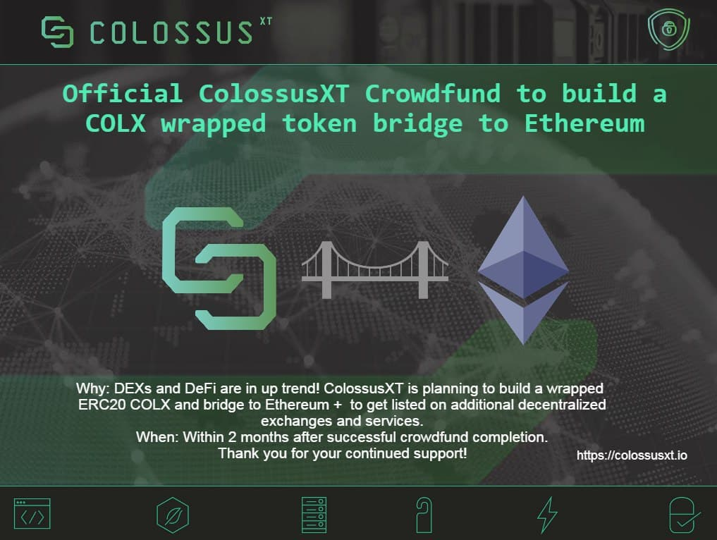 ColossusCoinXT photo