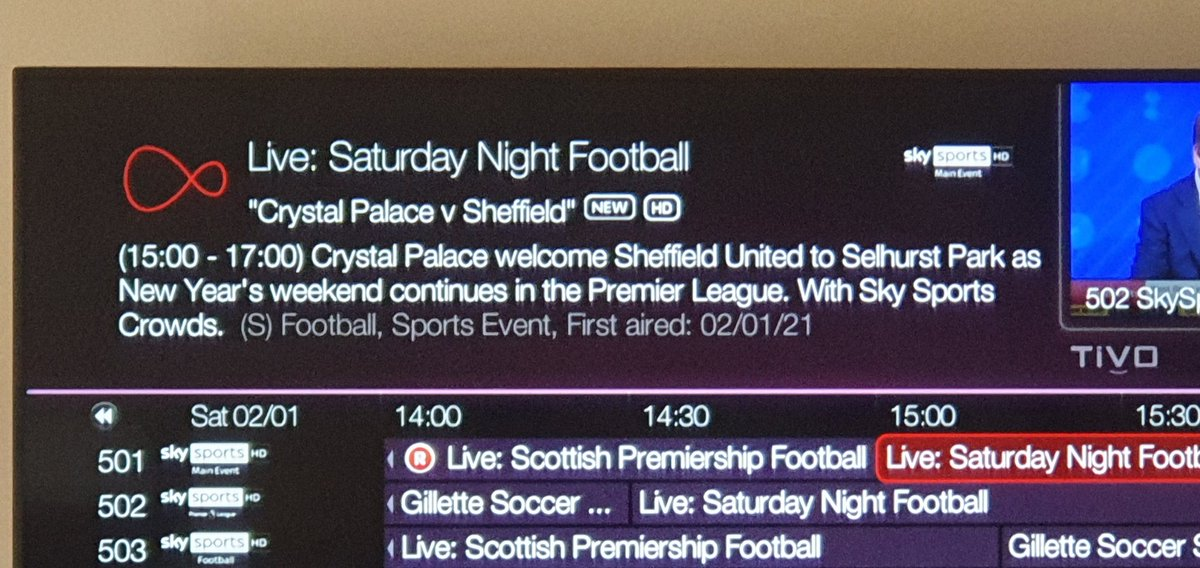Replying to @sheffieldfc: Hey @SkySports - drop us a DM and we'll let you know where to pay the TV rights money to.  😁